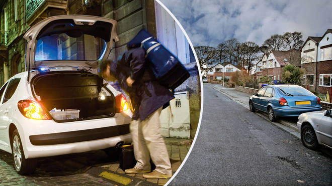 There could soon be a blanket ban on pavement parking in England (stock image)
