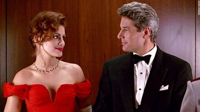 Julia Roberts and Richard Gere starred in the original Pretty Woman