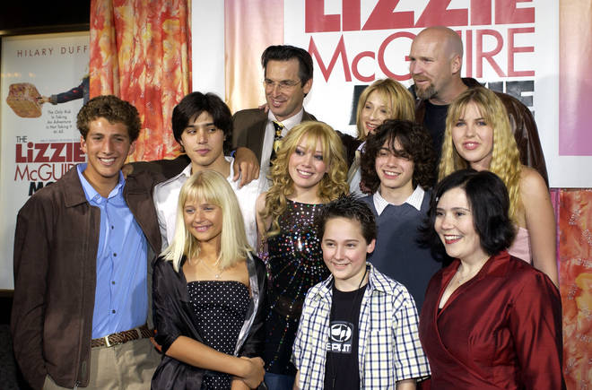 Lizzie was last on-screen in The Lizzie Mcguire movie
