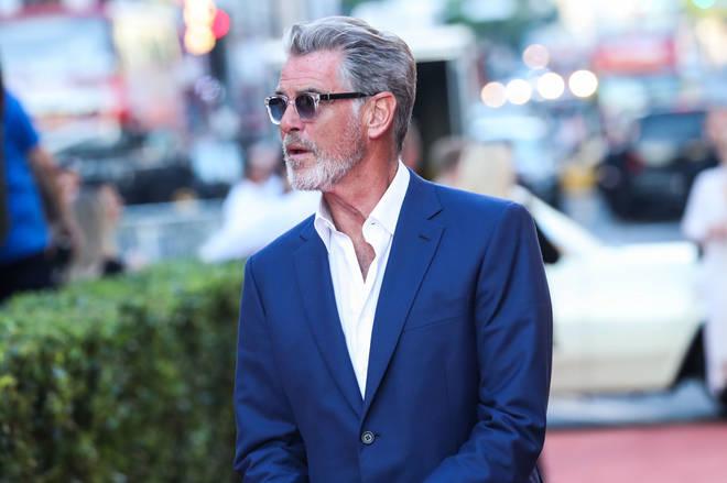 Pierce Brosnan said James Bond should be played by a woman