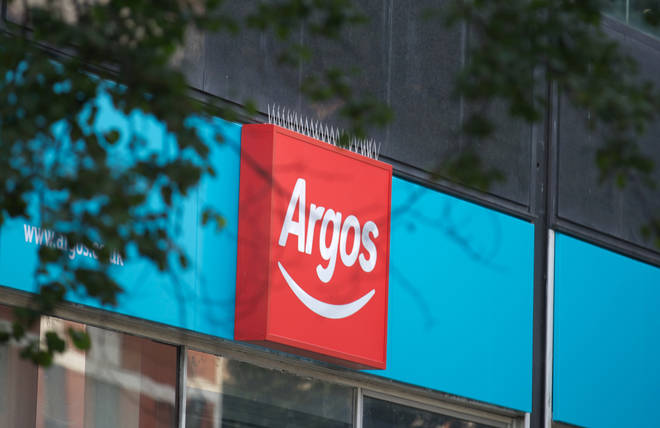Argos has urged parents to stop using the chair