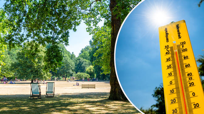 The last heatwave of the summer could be on the way