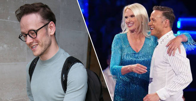 Strictly's Kevin Clifton has denied claims he's 'fuming' over his new partner