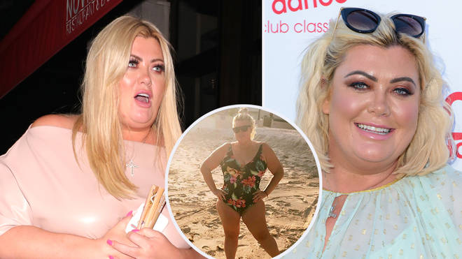 Gemma Collins has revealed that she's using weight loss jabs