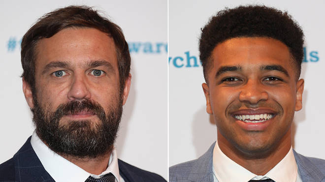 Emmerdale bosses SUSPEND Asan N'Jie after Jamie Lomas TV Choice Awards row