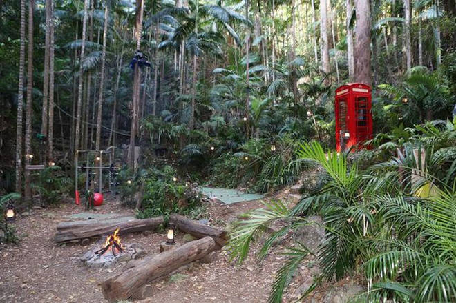 The I'm A Celebrity camp could be in danger
