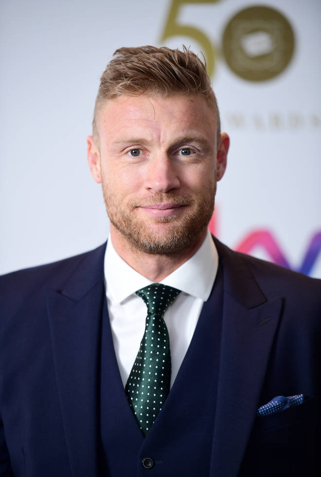 Freddie Flintoff has reassured his fans that he is not hurt following the accident