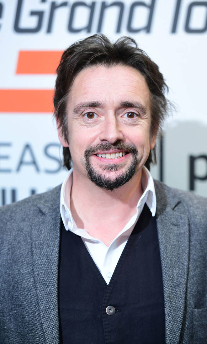 Richard Hammond made a full recovery following his terrible crash