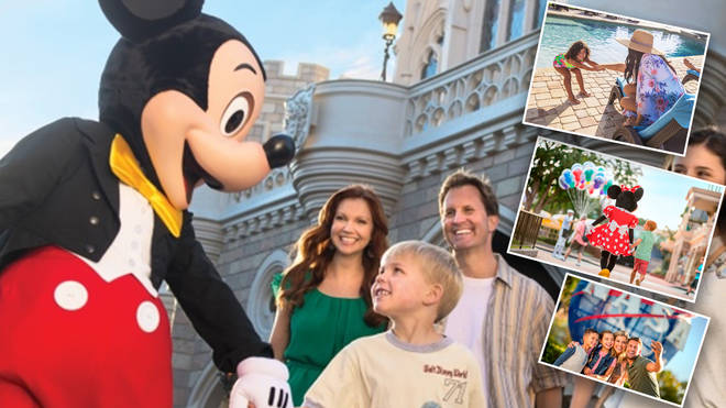 You could win a holiday of a lifetime to Florida - and go to Disney every day!