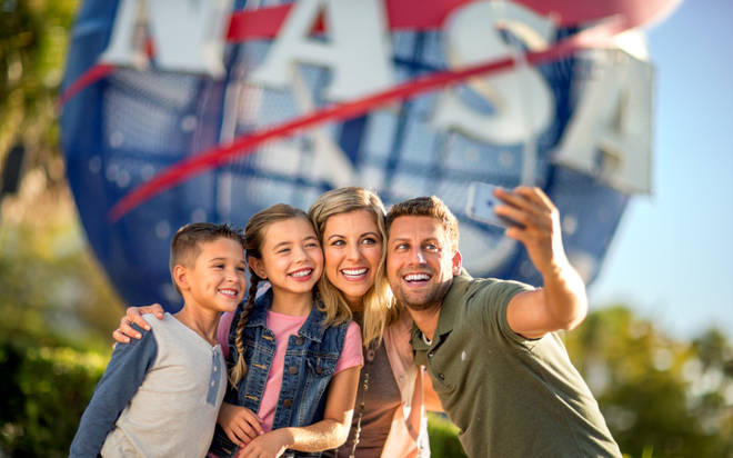 You could visit the Kennedy Space Centre