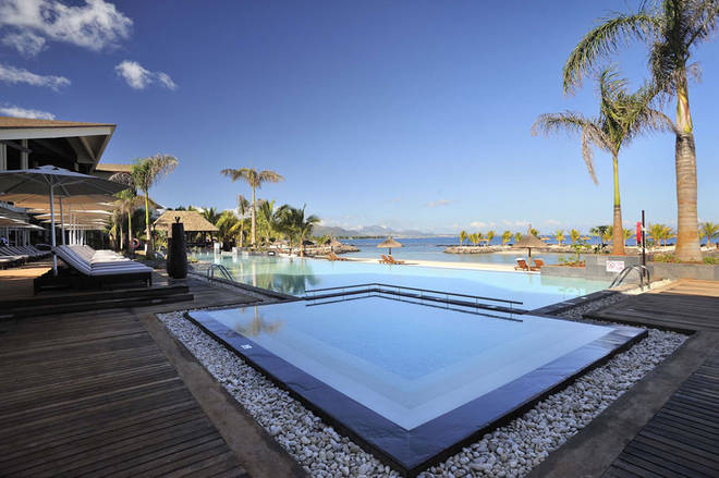 You could be soaking up the sun in Mauritius