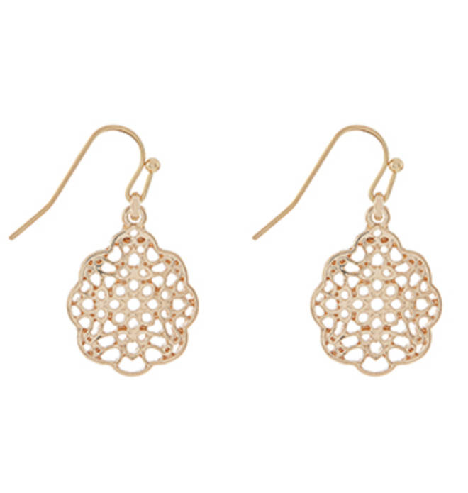 The Accessorize earrings are in the sale for £1.50