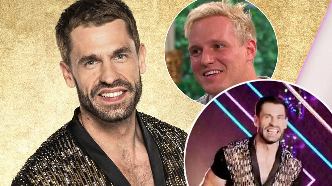 Strictly reveals first look at Jamie Laing's replacement Kelvin Fletcher in glitzy new video