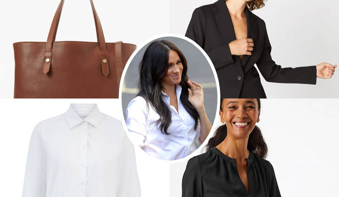 Meghan Markle's Smart Works collection is now out