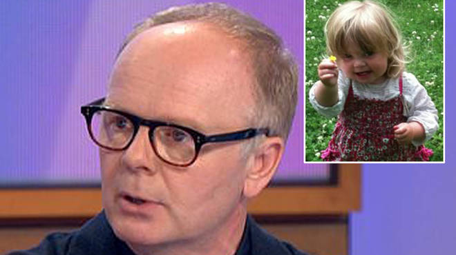 The Crown's Jason Watkins reveals 'incredible pain' of losing his daughter, 2, to sepsis