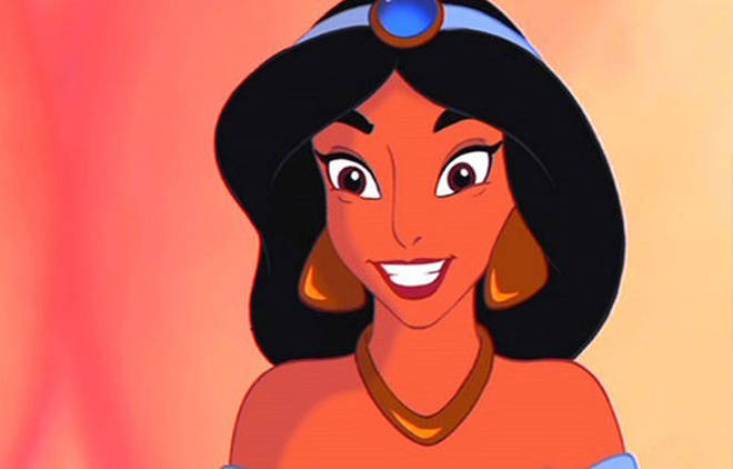 Jasmine is the most popular Disney name in the UK