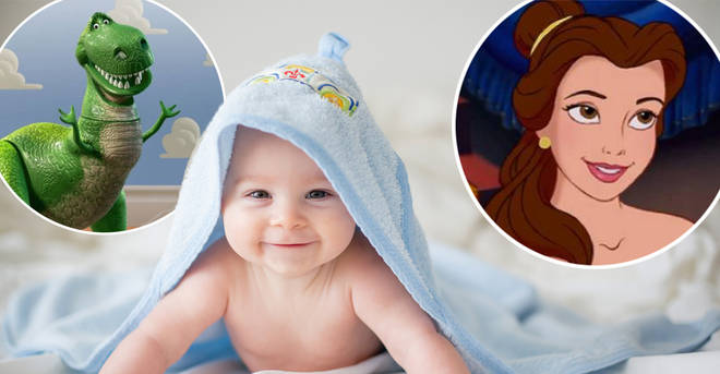 These are the most popular Disney-inspired names