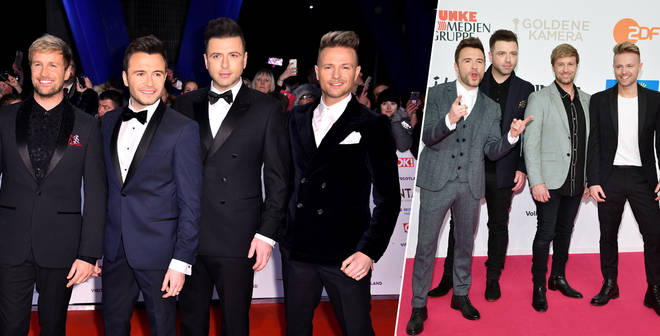 Westlife are back with a gig at Wembley