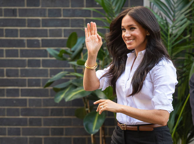 Meghan Markle let as she told people Archie needed feedings