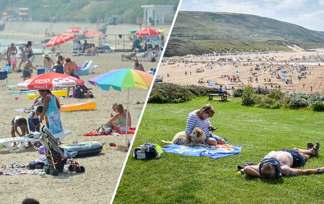 The UK will bask in one last heatwave this weekend