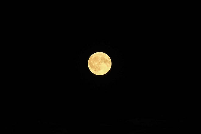 Prepare for a Harvest Moon tonight