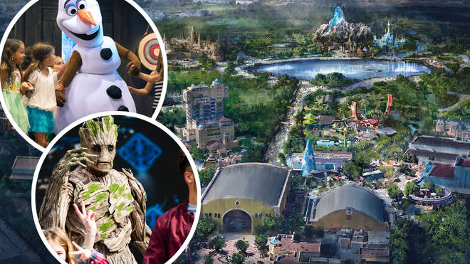 Disneyland Paris is set for a huge expansion plan