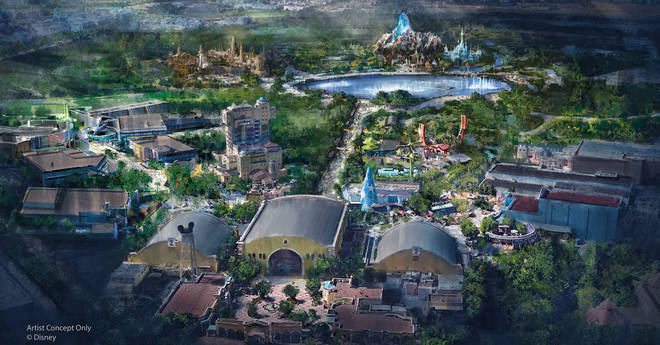 Disney announced this week their plans to open three new areas in the park for their visitors to enjoy