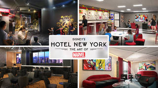 Disneyland Paris are opening a New York-inspired hotel dedicated to all things Marvel