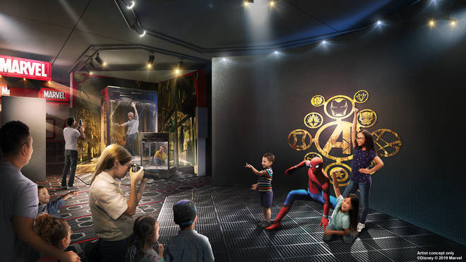 Guests will be able to book Disney's Hotel New York – The Art of Marvel as of November 5, 2019