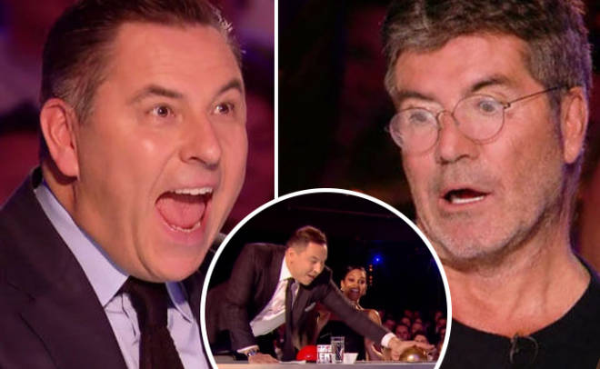 "Britain&squot;s Got Talent judge David Walliams talks about his most ""unpopular"" decision to hit the Golden Buzzer."