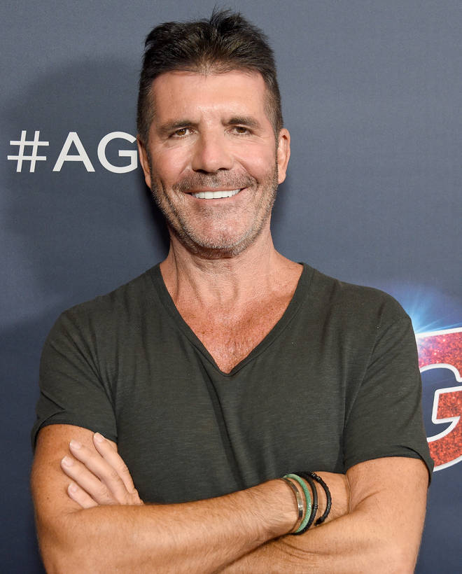 Simon Cowell revealed he cringes when he watches old clips of himself on Britain's Got Talent.
