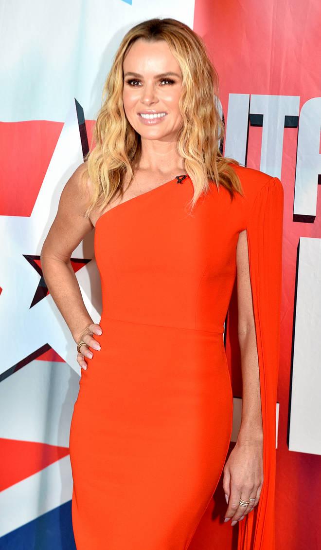 The media mogul also poked fun at BGT co-star Amanda Holden.