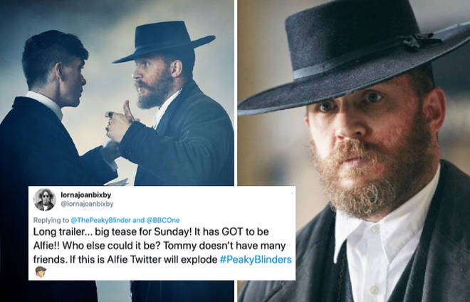 Twitter is on fire with rumours Peaky Blinders gangster Alfie Solomons will make a shock return.