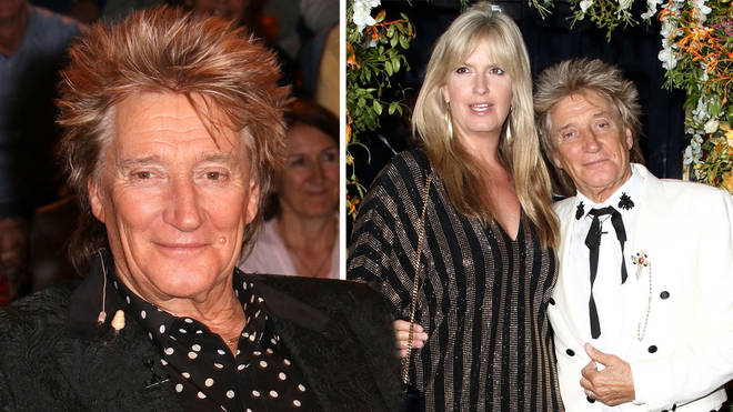 Rod Stewart has opened up about his battle with cancer