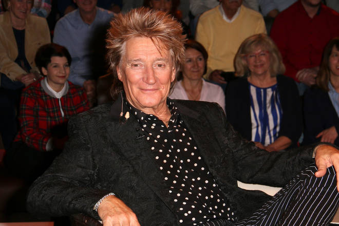 Rod Stewart is now in remission following a three year battle