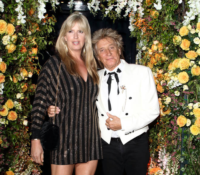 Rod Stewart was diagnosed in 2016 after a routine check up