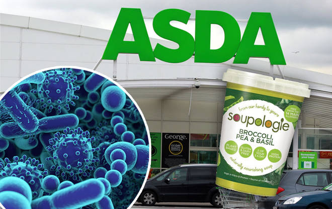 Soups sold in Asda and Waitrose pulled from shelves after fears it contains deadly bacteria