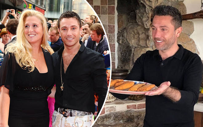 Gino and wife Jessica have been together for over two decades