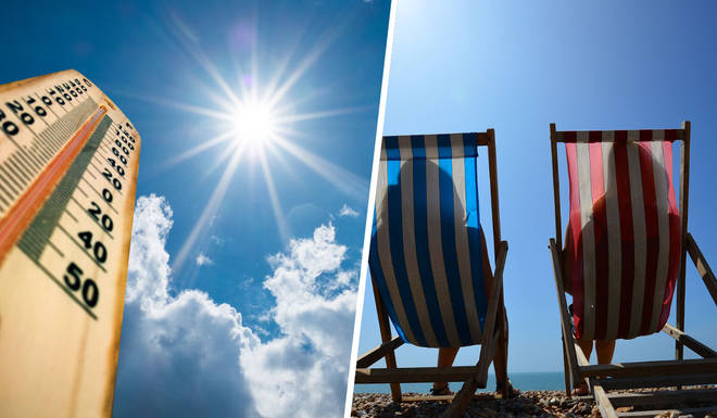 British heatwave set to last another two weeks with temperatures reaching 26C