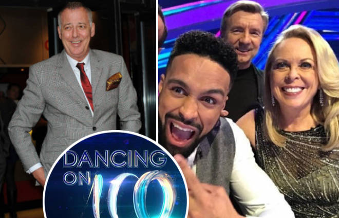 Controversial comedian Michael Barrymore to make telly comeback as he 'signs up for Dancing On Ice'