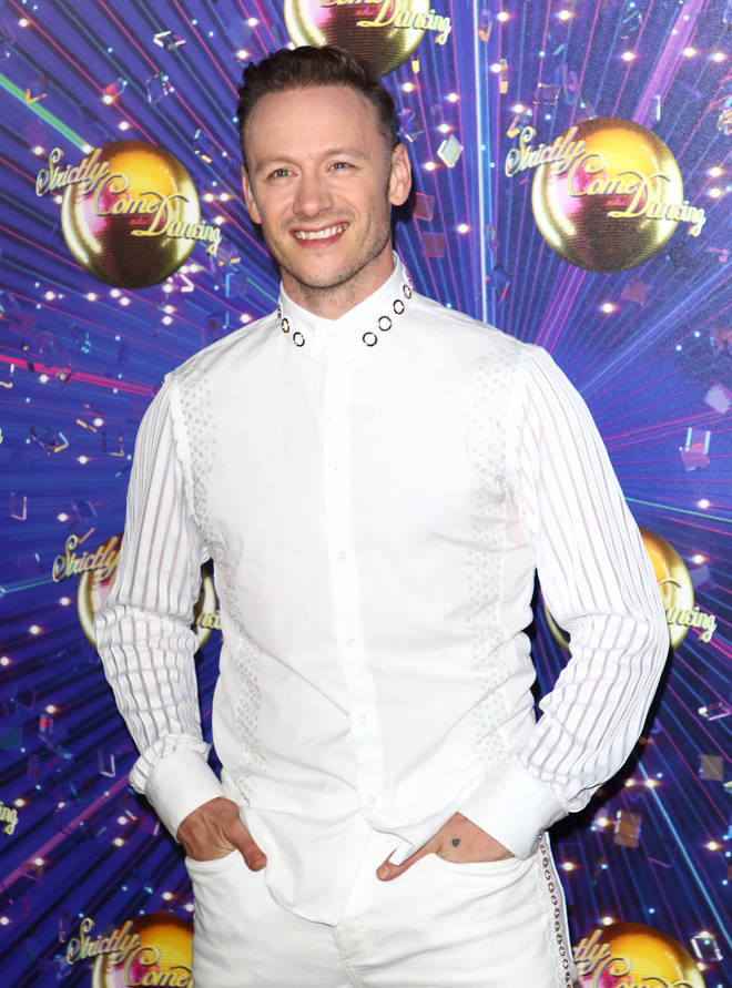 Kevin Clifton is partnered up with Anneka Rice for the current series of Dancing On Ice.
