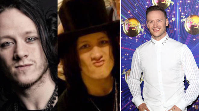 """Strictly's Kevin Clifton reveals insecurities in honest Instagram post as he opens up about """"goth days"""""""