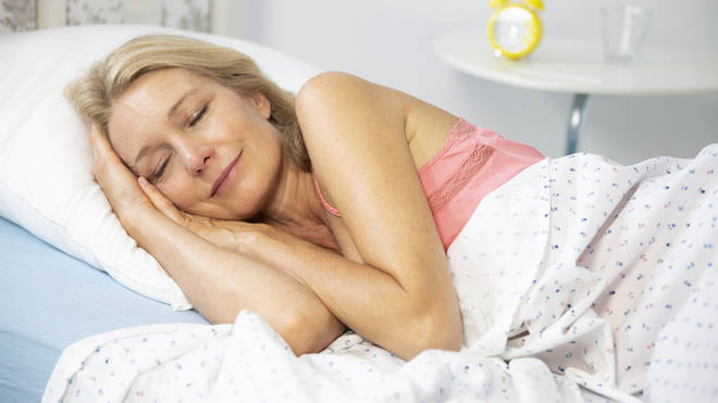 Wearing wool pyjamas instead of cotton helps you fall asleep more quickly, study finds.