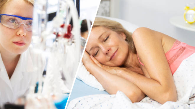 "Scientists reveal the secret to a ""deeper, better quality sleep""."