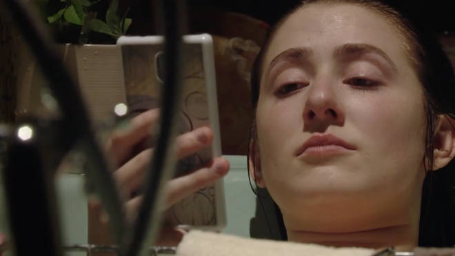 EastEnders fans fear for Bex Fowler's life as she drops phone in the bath sparking suicide rumours
