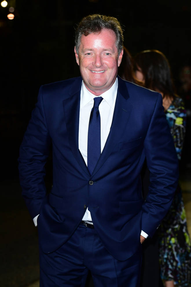 Piers Morgan criticised the Little Mix girls for posing naked