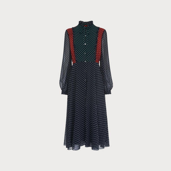 The designer dress will cost you £200