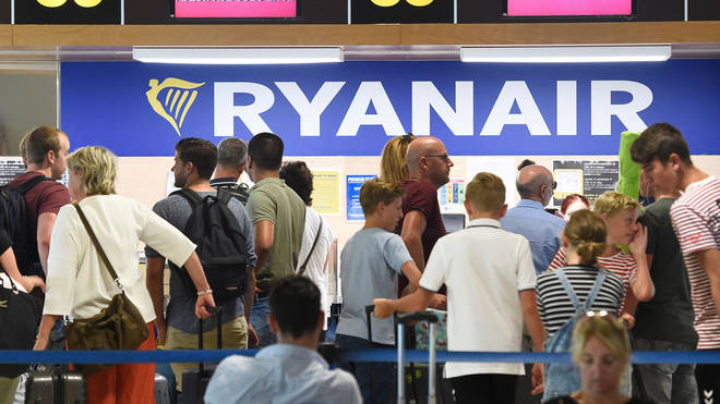 Ryanair has assured passengers that travel disruption will be kept to a minimum.
