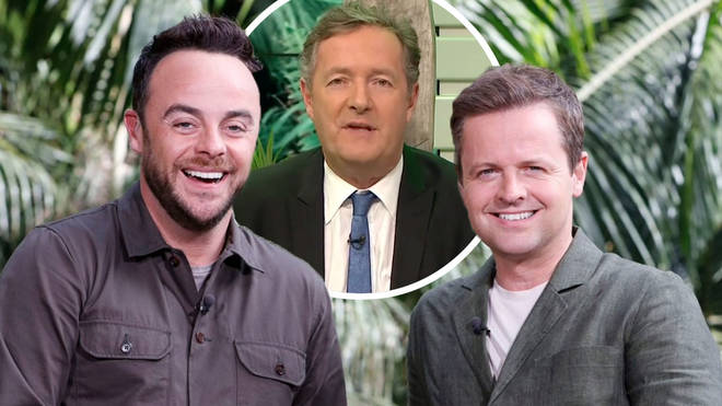 The presenting duo have got their sights set on getting Piers Morgan eating bugs and facing heights on the show