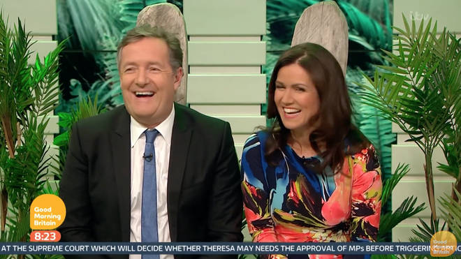 Piers Morgan has previously said he'd need £10 million to go on the show
